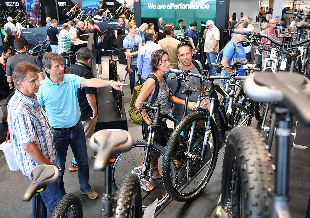 Eurobike 2018 se adelantará a julio y será sólo para profesionales