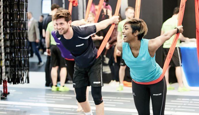 Fibo anuncia sus puntos clave para el fitness 2017