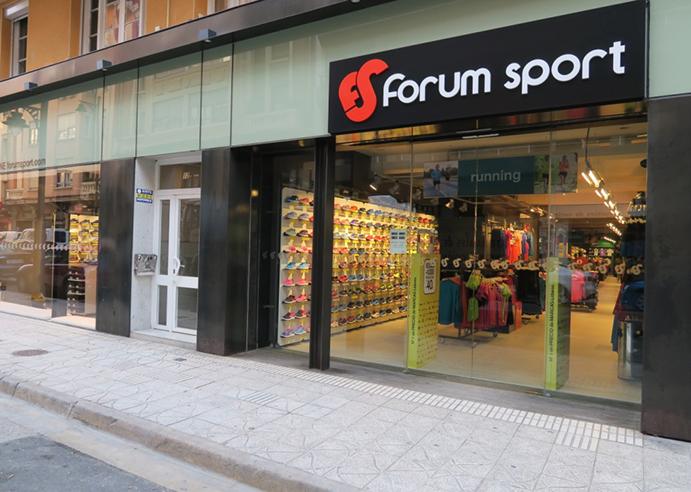 Forum alcanza las 46 tiendas tras abrir en Logroño