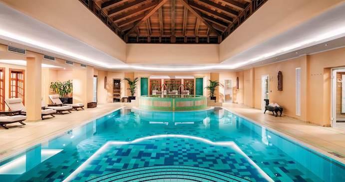 Dos hoteles españoles nominados a mejores spa