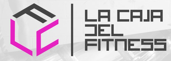 La caja del fitness logo