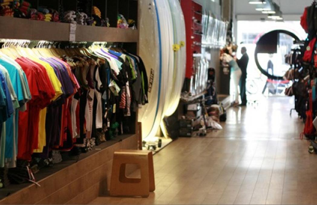 La General Surfera abre tienda en el antiguo local de Free