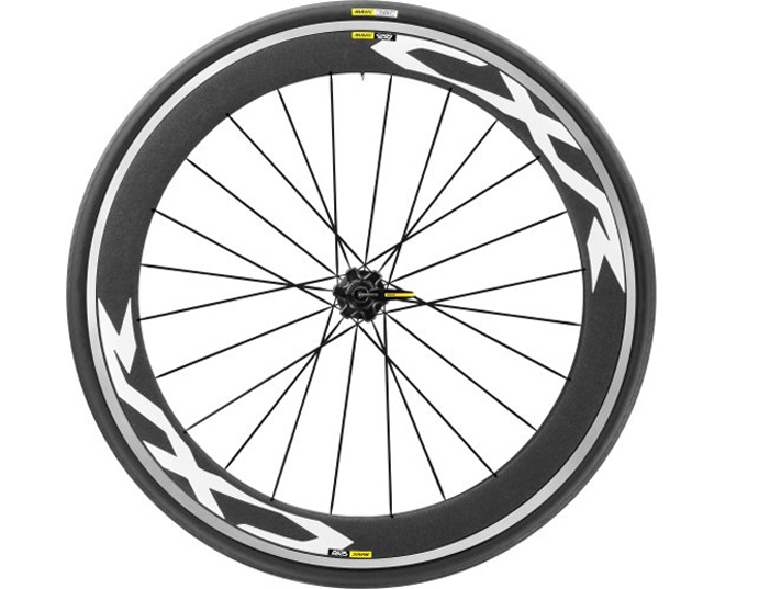 Mavic crea una rueda en colaboración con Arpro y Knauf Industries