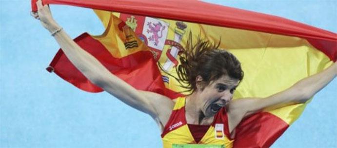 Ruth Beitia, la atleta europea del año