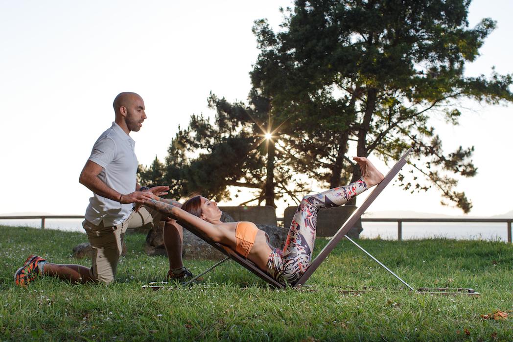 Hipopresivos, Yoga y Postura: la fórmula secreta de Low Pressure Fitness