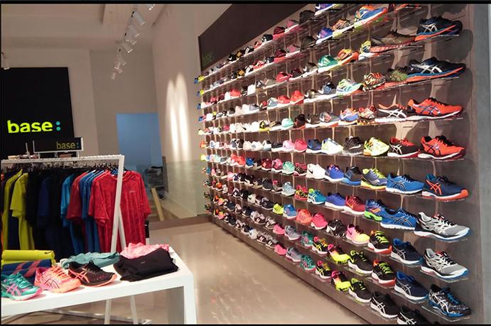Base Sportleader abre en Valencia capital su octava tienda
