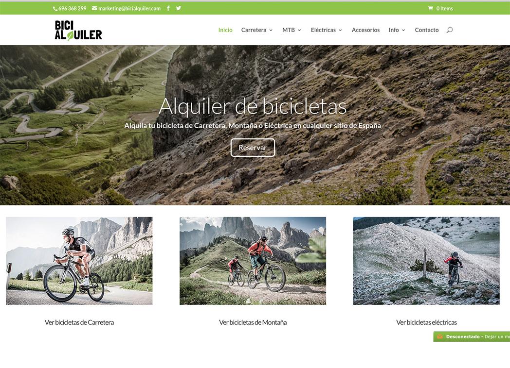 Nace Bicialquiler, la primera plataforma de alquiler de bicis a través de tiendas
