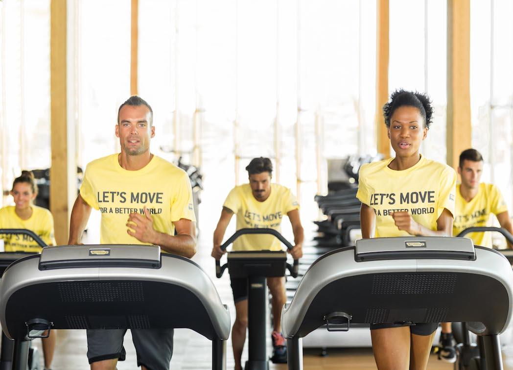 Technogym lanza la mayor campaña social en la industria para combatir la obesidad y el sedentarismo