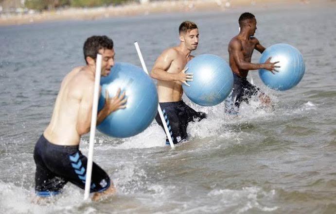 Canarias crea el programa Non Stop Training