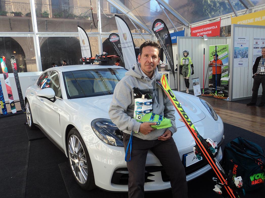 """Carving Sport: """"Alquiler y operadores online compensan el descenso de tiendas de esquí"""""""
