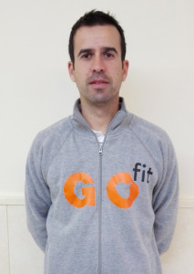 David Mora, director técnico de GO fit Ciudad Real