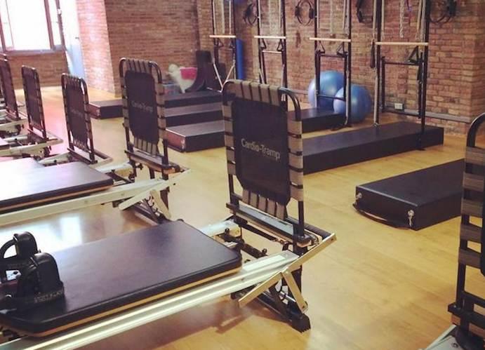 Dona10 incorpora Cardio-Tramps a sus salas de Pilates