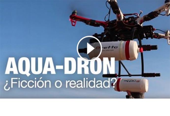 ¿Drones en las grandes vueltas ciclistas?