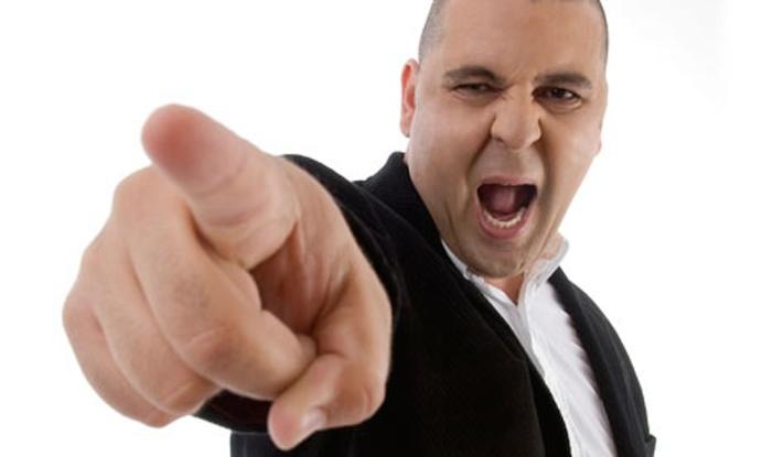 29 acciones que convierten un director en un mal jefe