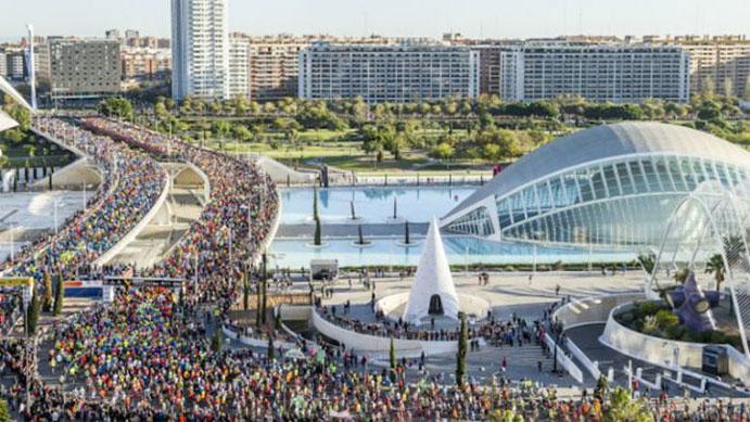 El Medio Maratón y el Maratón de Valencia abren inscripciones a 1 euro el kilómetro