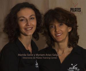 Marida Sieve y Myriam Arias-Salgado