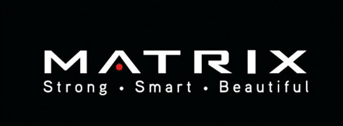Matrix es la marca que esponsoriza la sección Datos del Mercado Español de Fitnessgym de la revista impresa CMDsport.
