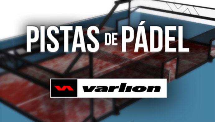 Varlion llevará sus pistas de pádel a más de 20 países en 2017