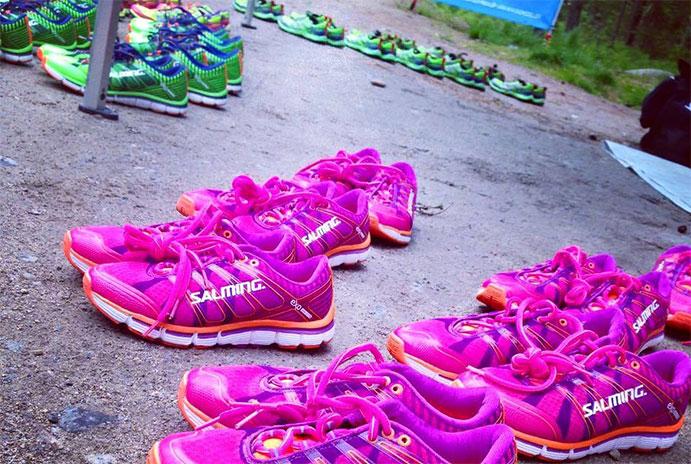 """Salming: """"El 80% de los corredores no necesita corrección de la pisada"""""""