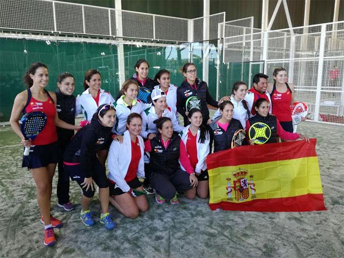 Luces y sombras en la participación española en el Mundial de Padel