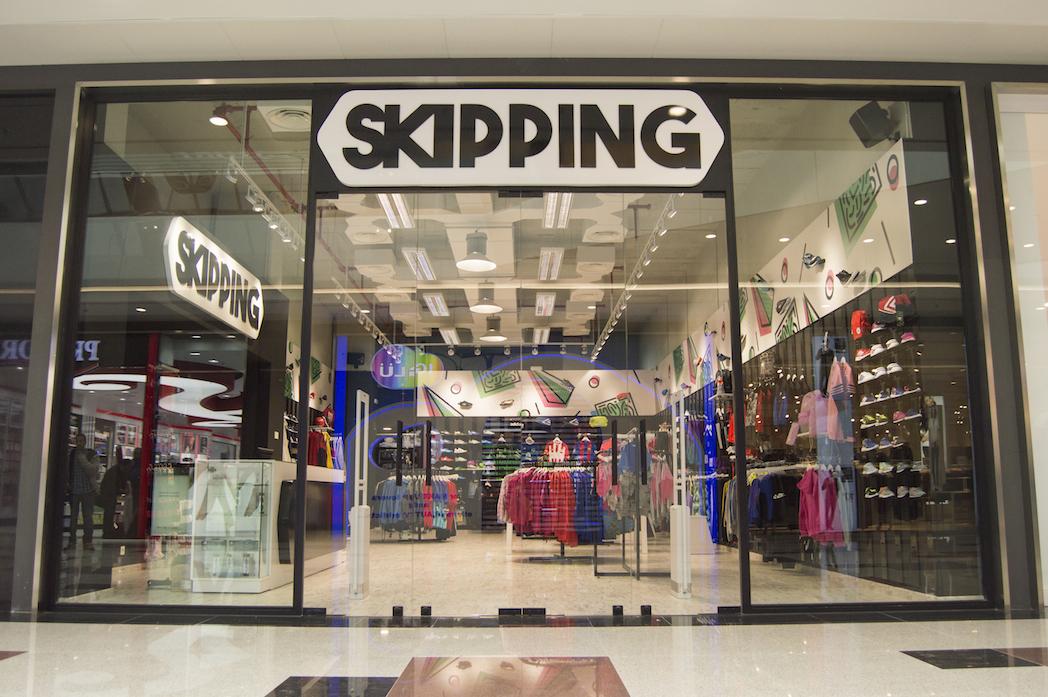 Abre la primera tienda Skipping, nueva línea de negocio de Anzamar