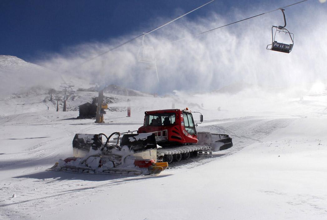 Las estaciones de esquí confían en recuperar la afluencia previa a la crisis