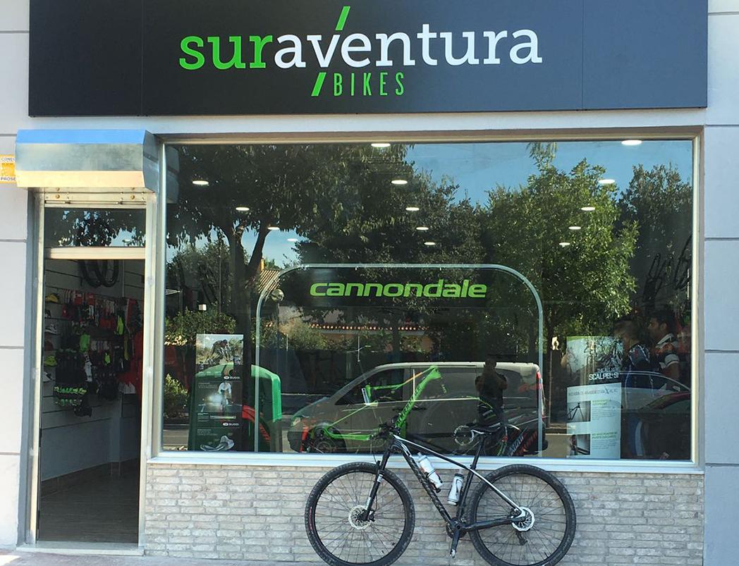 Suraventura Bikes aspira a convertirse en la primera cadena de Andalucía