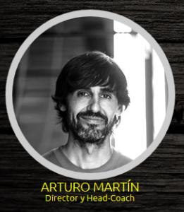 Arturo martín Crossfit Gran Vía