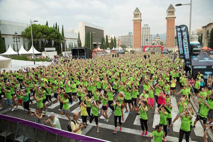 """Barcelona es la cuarta ciudad del mundo """"más deportiva"""""""