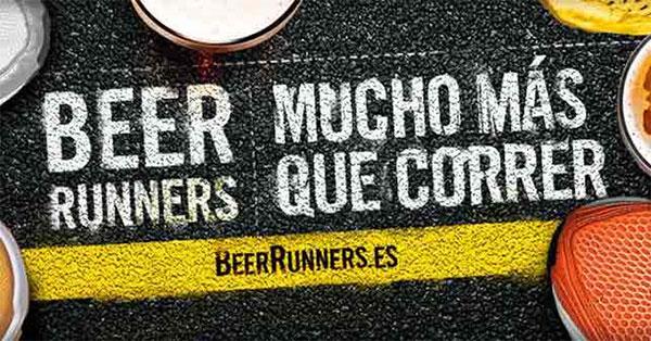 Los amantes del running y la cerveza ya tienen su app Beer Runners