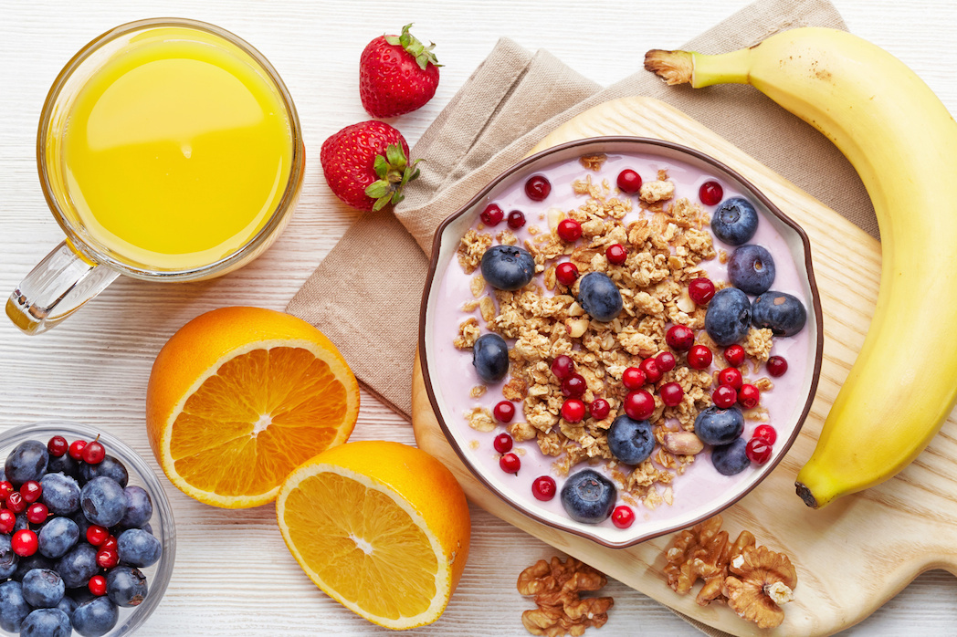 La mayoría de españoles no ingiere un desayuno saludable