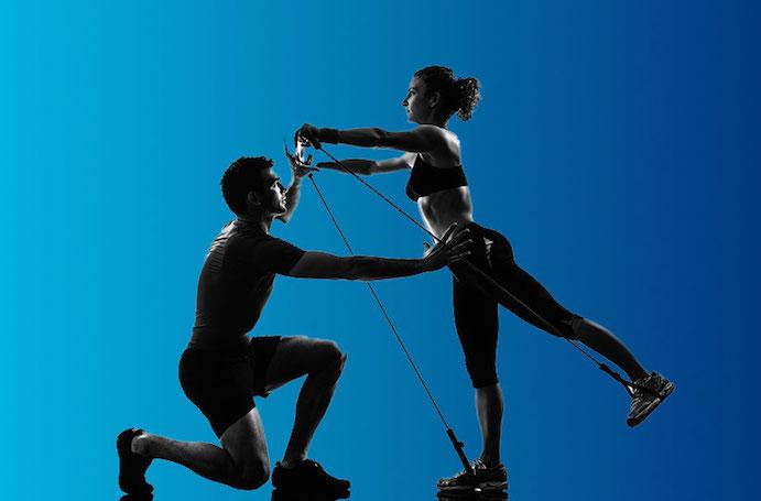Cómo fortalecer las rodillas con entrenamiento