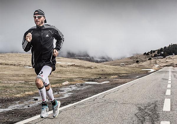 """Jaume Leiva: """"Bajar de las dos horas en maratón dependerá de la solidaridad entre corredores"""""""