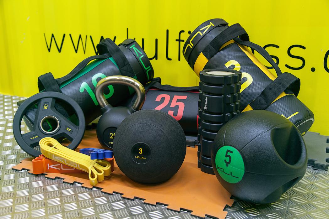 Kul Fitness aumenta su gama de productos y homogeneiza sus diseños