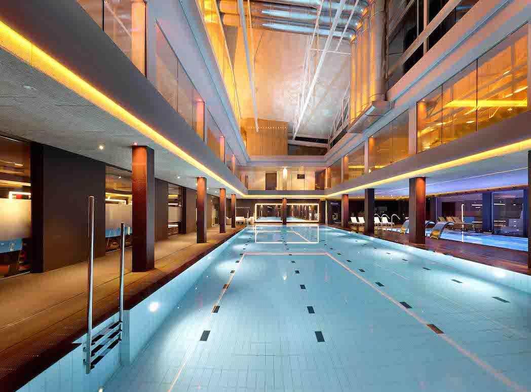 Metropolitan prepara su expansi n internacional cmd sport for Gimnasios madrid con piscina