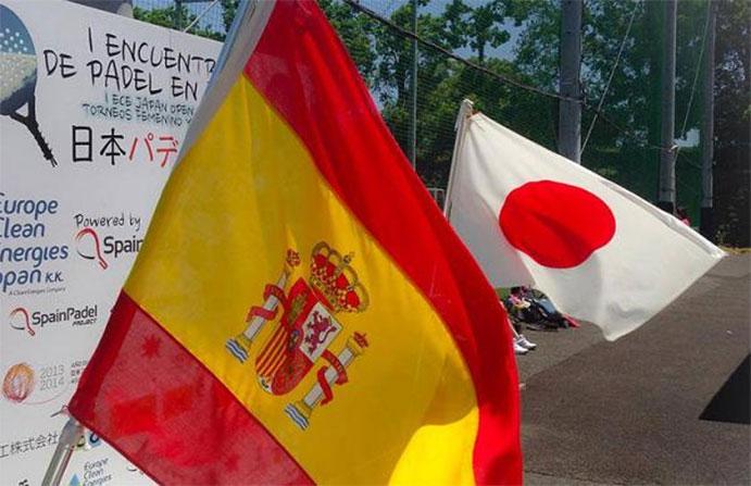 """Afydad ve en Japón la """"puerta de entrada"""" del pádel en Asia"""