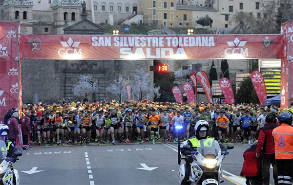 Cómo preparar la carrera de San Silvestre y acabar el año sin lesionarse