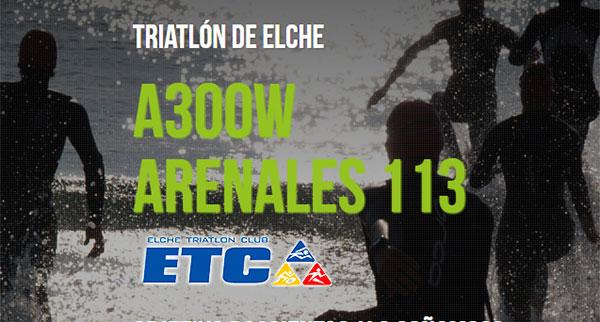 El Triatlón Arenales 113 desaparece tras 12 años