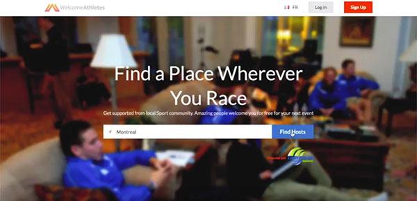 Nace una red mundial de alojamientos gratuitos para triatletas