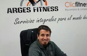 Arges Fitness Saul Gutierrez