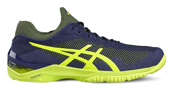 Asics traslada la tecnología de running FlyteFoam a sus zapatillas de tenis
