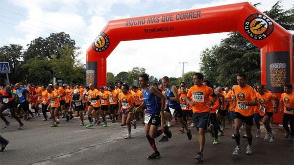 Uno de cada cinco españoles ha participado en alguna carrera popular