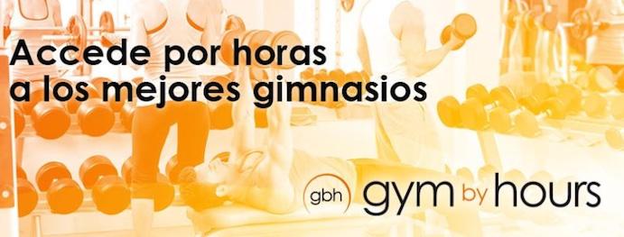 Nace Gymbyhours, una plataforma de acceso por minutos al gimnasio