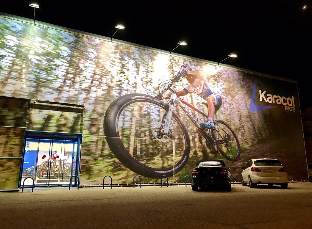 Karacol abre una megatienda de 1.600 metros cuadrados en Alcalá