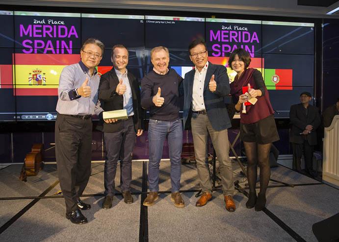 Merida Bikes SWE, premiado como 2º mejor distribuidor mundial de la marca