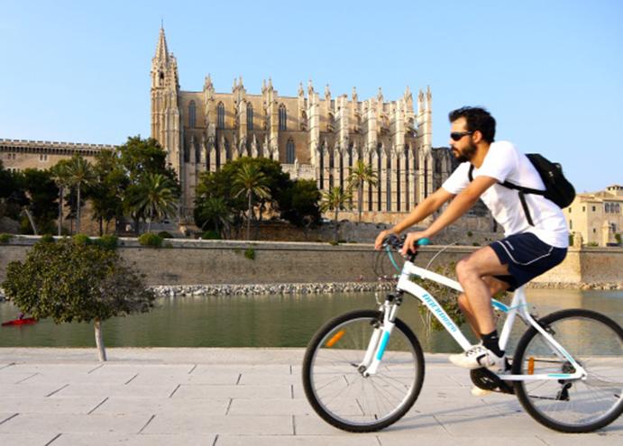 Tres años y medio de prisión por robar una bicicleta en Palma
