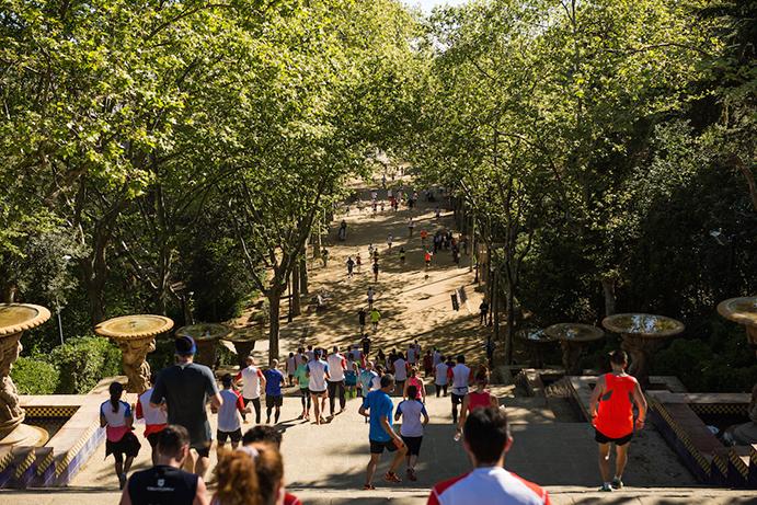 La Salomon Run vuelve a Barcelona el 9 de abril