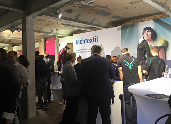 Techtextil y Texprocess 2017 crecen en expositores