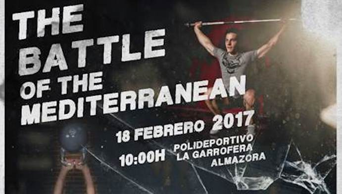 The Battle Of The Mediterranean, nueva competición en Almazora