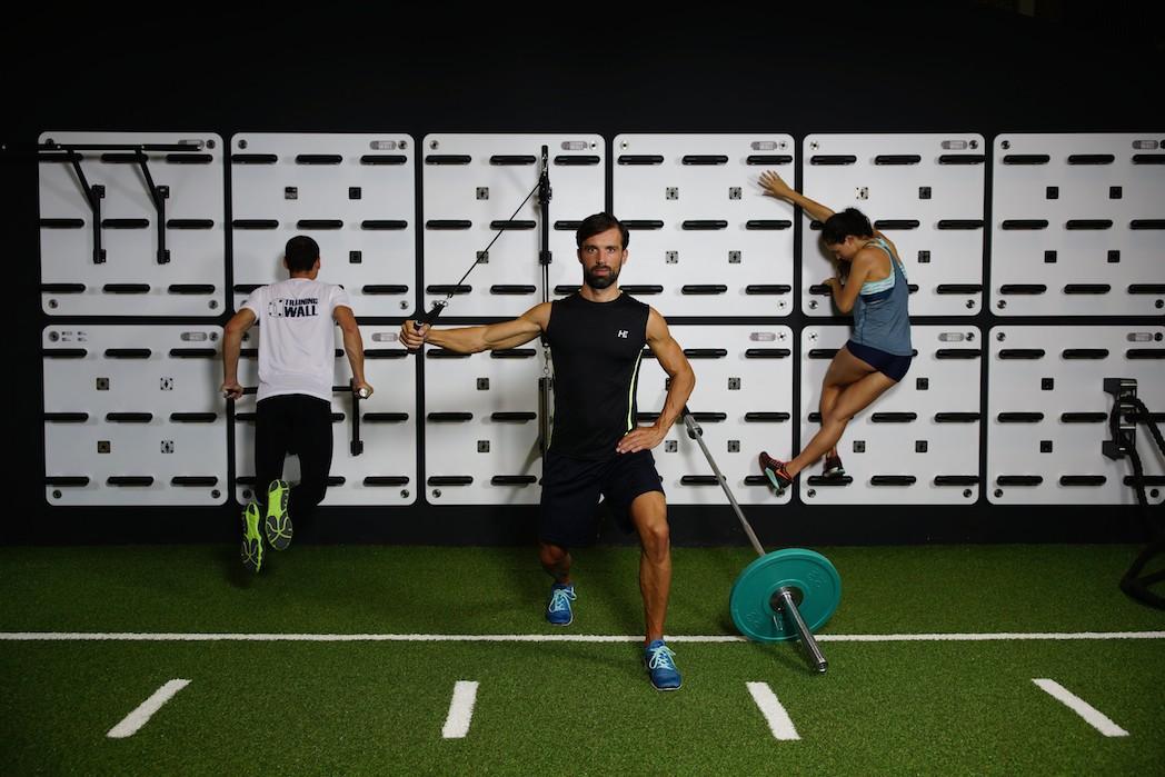 Training Wall sigue con su implantación en los gimnasios españoles y europeos